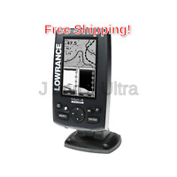 Lowrance Mark-4 Chirp 000-11823-001 Fishfinder/Chartplotter with 83/200 KHz T...