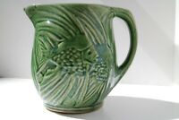 Vintage Green McCoy Angel Fish Pitcher