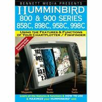 Humminbird Special Interests 800 & 900 Series 858c, 898c, 958c 998c / HD TV
