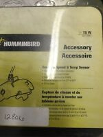 humminbird fish finder transducer
