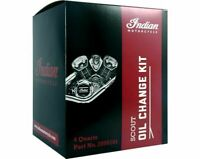 INDIAN MOTORCYCLE SCOUT OIL CHANGE KIT 2880191