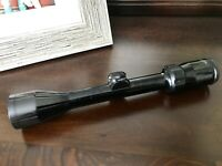 Bushnell 3-9x40mm 73-3940 High Contrast Rifle Scope Gloss 1""
