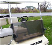 Club Car DS Tinted Clear Fold Down Acrylic Windshield 82-00.5 Golf Cart Parts