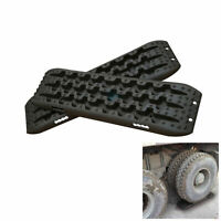 2x Recovery Traction Sand Tracks Snow Track Tire Ladder Off Road 4WD ATV
