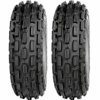 TWO NEW 21x8-9 FRONT MAX ATV TIRES ( 2 TIRE SET ) FREE SHIPPING EXCELLENT VALUE