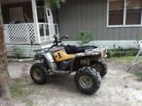 Four wheeler bill of sale missing you