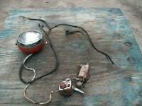 HONDA 90 ATC 1977 3 WHEELER!! WIRING HARNESS WITH COIL AND HEAD LIGHT AND MORE!!