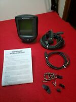 HUMMINBIRD XP2000 FISH FINDER,TRANSDUCER, POWER CABLE, HARDWARE