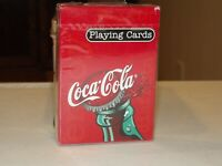 Bicycle Enjoy Coca Cola Playing Cards With Bottle #351 Sealed Deck MIB