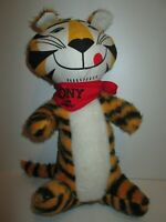 Kellogg's Tony The Tiger Frosted Flakes Plush Toy Vintage 1970