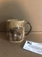 Ray Snyder The Lakewood Potter Baby Face Cup 1985