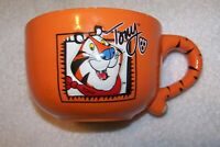 RARE 7 inch Vintage Kelloggs Tony the Tiger Frosted Flakes Ceramic Cereal Bowl