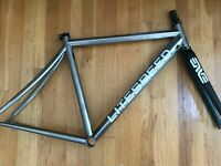 Cycling Any Time   Litespeed Frame Review