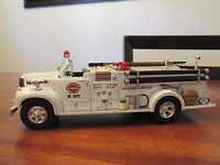 First Gear Santa Clara Eng. 20 Mack 1960 B-Model Open Cab Pumper #19-2749