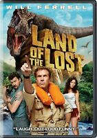 Land of the Lost DVD Will Ferrell NEW $6.00