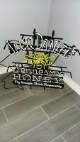 NEW Jack Daniels Whiskey TENNESSEE HONEY **NEON** Light Sign RARE!!!! NICE!!!!