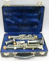 Artley Clarinet With Evette Schaeffer Mouth Peace