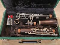 LeBlanc Noblet 27 Wood Clarinet Made in France Le Blanc