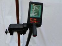 Bottom Line Fishin Buddy II  Side Finder Portable Fish Finder With Mount Works