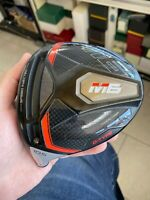TAYLORMADE M6 D-TYPE DRIVER 10.5 LOFT LH LEFT HANDED HEAD ONLY