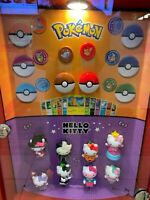2019 McDONALD#x27;S Hello Kitty Halloween HAPPY MEAL TOYS Choose Toy Complete Set
