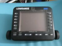 LOWRANCE X55 FISH FINDER REPLACEMENT HEAD