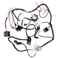 Cdi Coil Electric Wiring Harness Assy For ATV QUAD 200CC 250CC Bike Zongshen BCL