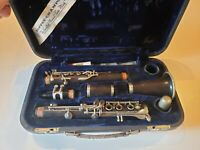 Vintage Buffet Crampon R13 Clarinet Golden Era No Cracks