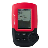 HawkEye FT1PX FishTrax™ 1X Kayak Dot Matrix Portable Fish Finder