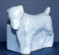 Nelson ~ McCoy ~ Retriever Dog Planter ~ Letter Pocket ~ Excellent Condition