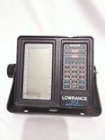 Vintage Lowrance X3 LCG Recorder, Fish finder, UNTESTED AS IS