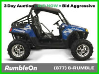 2013 Polaris RANGER RZR LIMITED EDITION (ELECTRIC POWER STEERIN CALL (877)