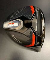 2019 TaylorMade Golf M6 9.0* Driver Head Only & Fits M3 M4 R15 & SLDR PERFECT