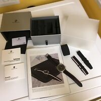 PORSCHE DESIGN SELECT MAGAZINE DRIVERS SELECTION ESSENTIAL CLASSIC WATCH SET NIB