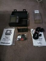 EAGLE ELECTRONICS Magna III Portable  Fish FINDER WITH TRANSDUCER PD-WBK