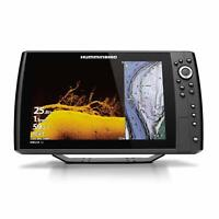 Humminbird Helix 12 G3N Fish Finder with Chirp, MEGA DI+, GPS, and 12.1-Inch-Dis