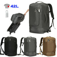 42L Carry on Travel Backpck with RFID Blocking Flight Approved Backpacks Luggage