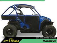 2016 Polaris GENERAL 1000 EPS (BLUE) CALL (877) 8-RUMBLE Used