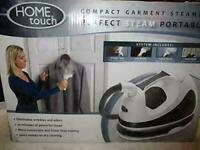 Vintage Home Touch Compact Portable Garmet Steamer Model PS 150c $125.00