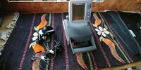 EUC Eagle Fish Easy Fish Finder w/Transducer Works Great No Other Accessories