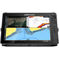 Lowrance HDS-16 LIVE w/Active Imaging 3-in-1 Transom Mount & C-MAP Pro Chart