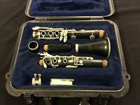 Selmer 1401 Clarinet in Hard Case W/ 1 Reed USA