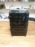 Samsonite Luggage Hard Case W Wheels Travel Suitcase Black CAG SEAL DEVGRU