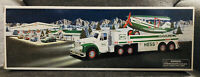 Hess Toy Truck And Airplane 2002 New In Original