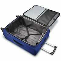 Samsonite Advena 20-Inch Expandable Spinner-Cobalt Blue