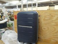 Samsonite Freeform Hardside Expandable with Double Spinner Wheels Navy 28-INCH