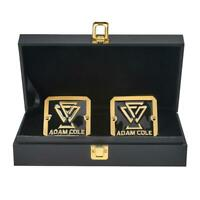 Official WWE Authentic Adam Cole NXT Championship Replica Side Plate Box Set