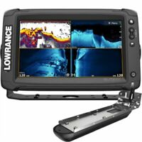 Lowrance Elite-9 Ti² Fishfinder with Transducer and US/Can Navionics+ Card