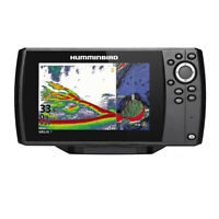 Humminbird HELIX® 7 CHIRP Fishfinder/GPS Combo G3N w/Transom Mount Transducer