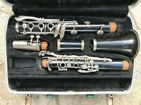 Used Selmer Bundy Clarinet & Case - 1389 - Repaired and Ready